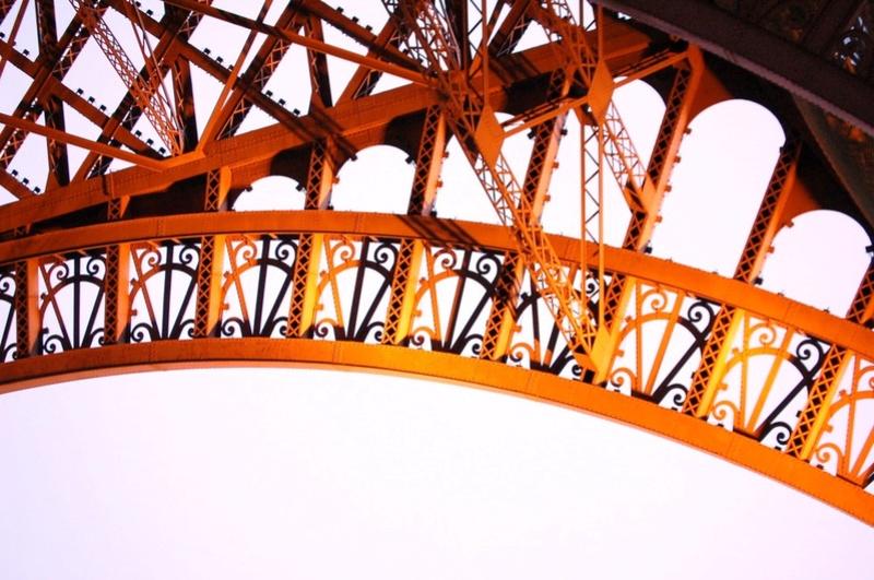 Arc décoratif. A_13410