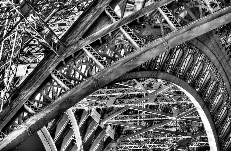 Arc décoratif. A_19810
