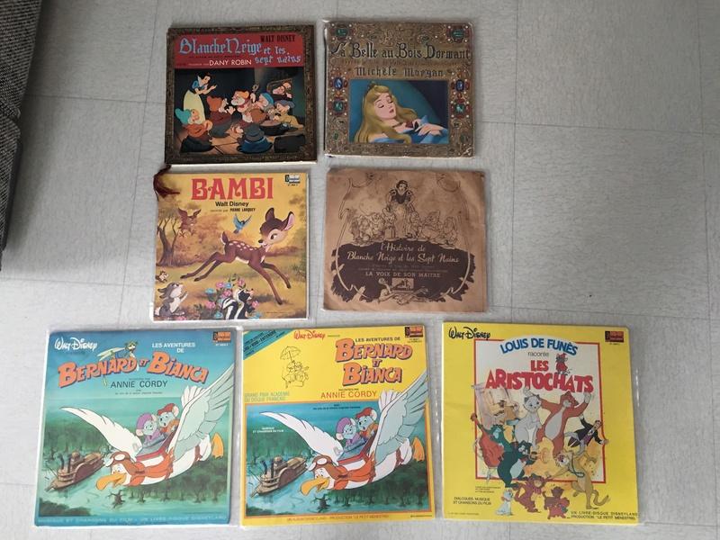 [disneyland-record] les livres disques de walt disney productions - Page 2 Img_9111