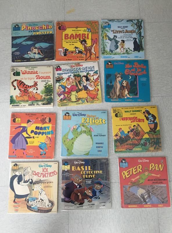 [disneyland-record] les livres disques de walt disney productions - Page 2 Img_9112