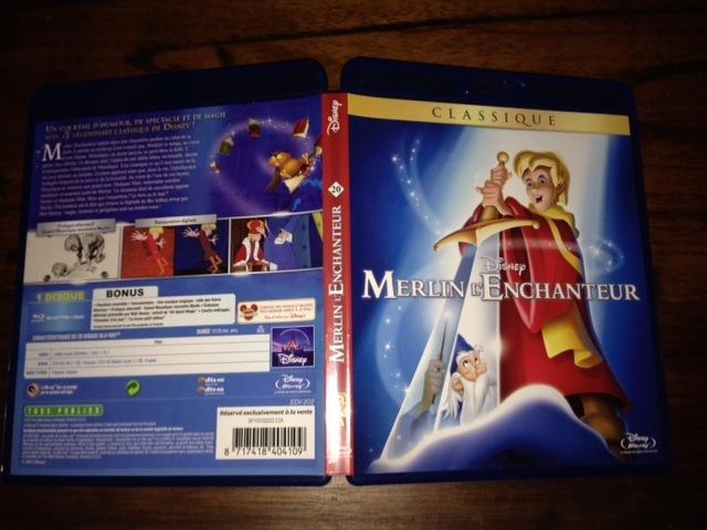 Merlin l'Enchanteur [Walt Disney - 1962] - Page 7 Photok10