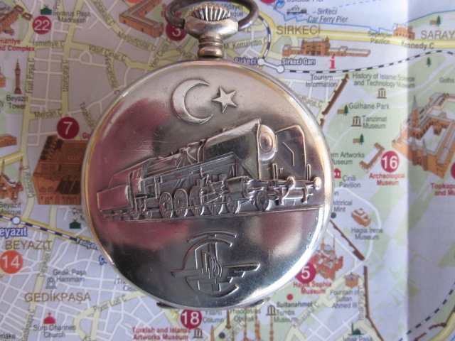 Cortébert  TCDD (chemins de fer turcs)  00110