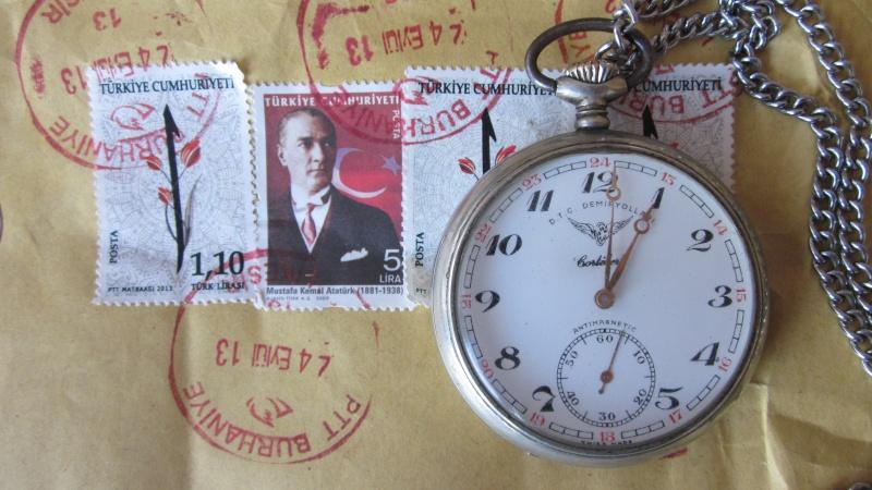 Cortébert  TCDD (chemins de fer turcs)  00310