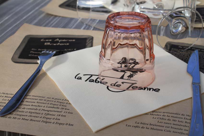 Erquy : La table de Jeanne Erquy_14