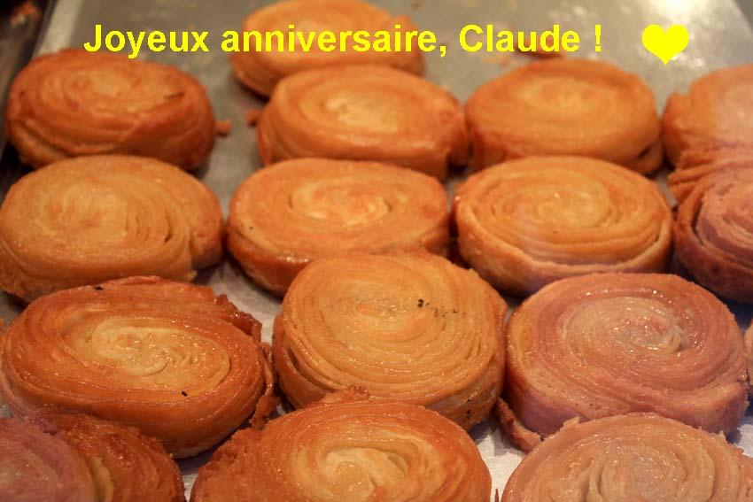 """Pour notre Claude """"préféré"""" Saint_34"""