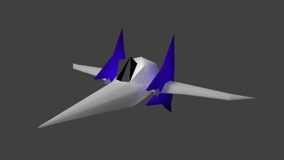 5h0ck's 3D Render's Arwing11