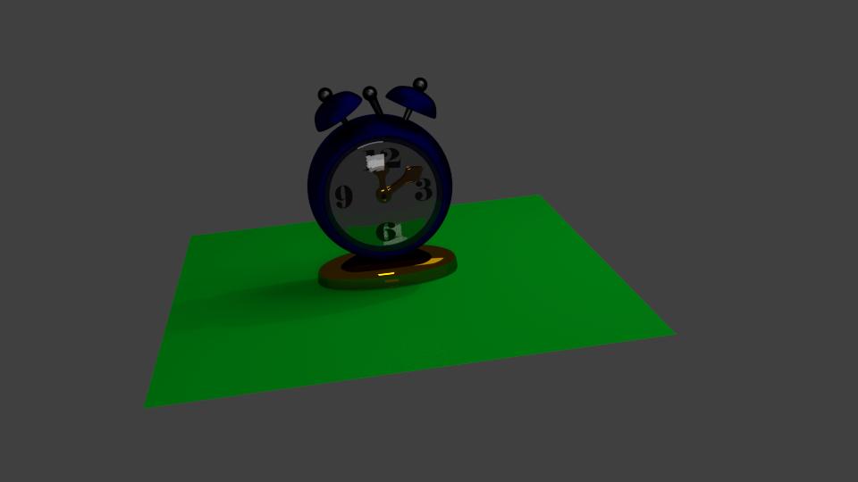 5h0ck's 3D Render's Clock10