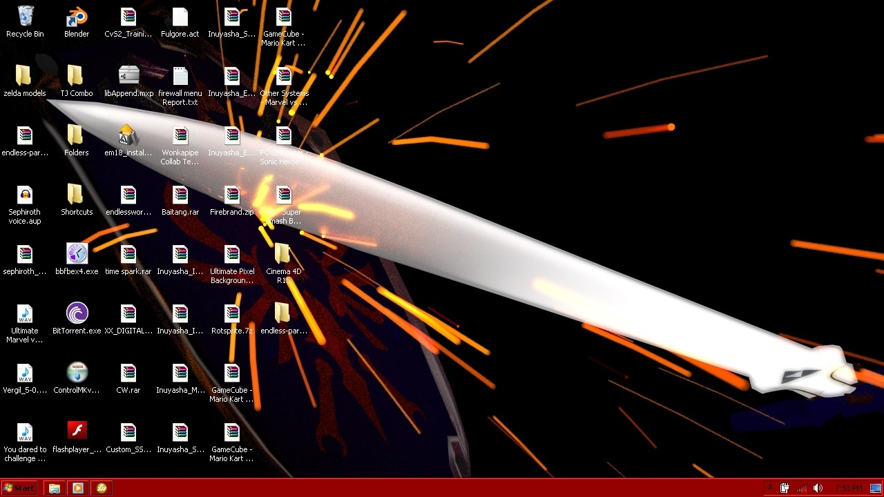 Post a screen shot of your desktop - Page 25 Deskto10