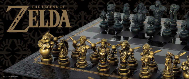 Jeu d'échecs The Legend of Zelda Jeu-d-11