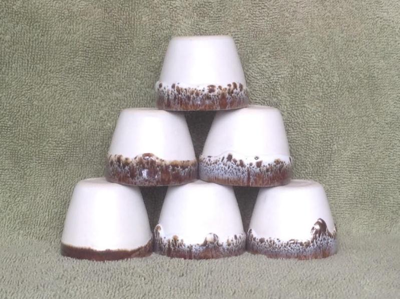 Royal Oak Glaze Egg Cups -710