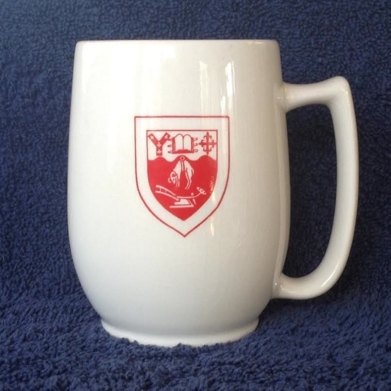 castware 1010 beer mug University of Canterbury 1010210