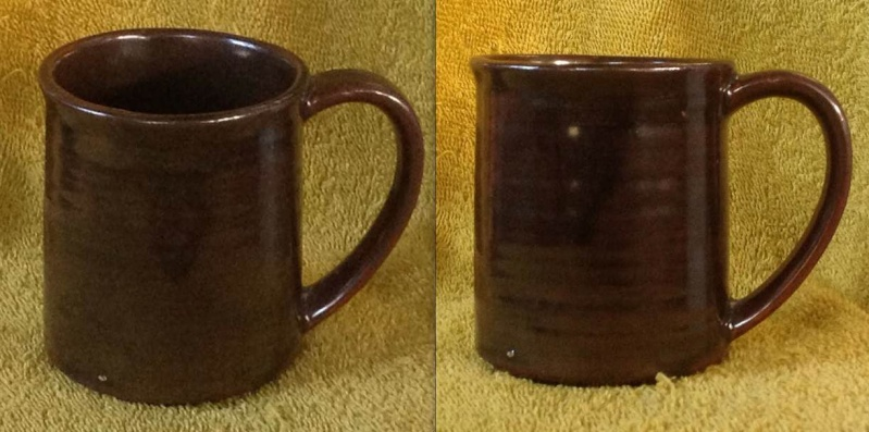 castware mug 1037 Basalt Luke Adams 103710