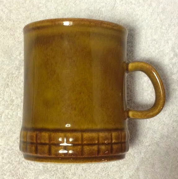 four digit castware mug 1108 110810