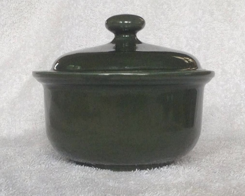 .1647. casserole in Aquamarine or Lucow 164511