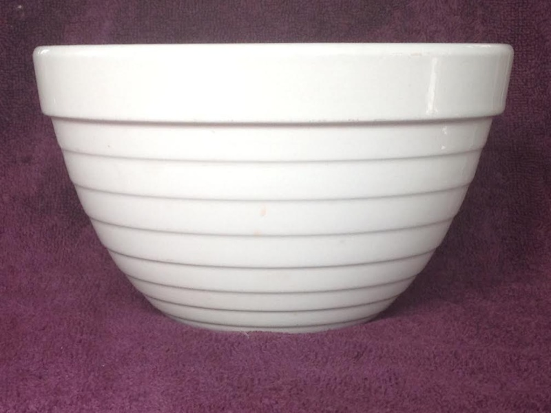 my Beehive bowl collection 19010