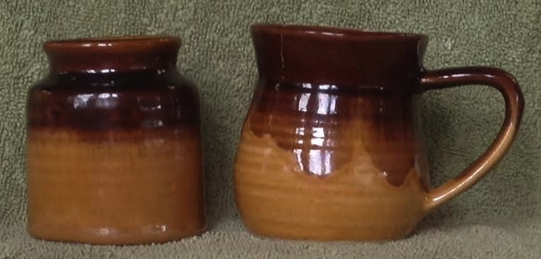 2 canisters, maker unknown: Orzel (or Royal Oak)? 1pot1c10