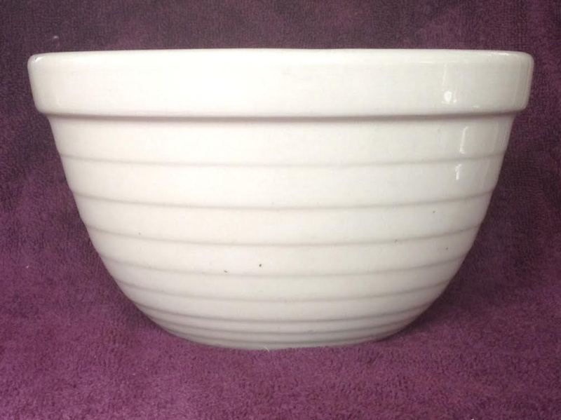 my Beehive bowl collection 21010