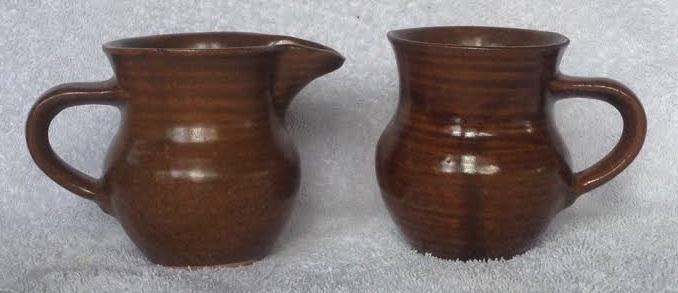 More brown Orzel: mug and jug 2orzel11