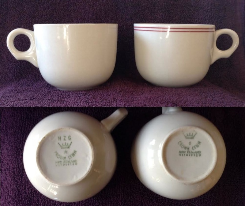 3635 vitrified Carlton Cup and matched saucer 3635s10