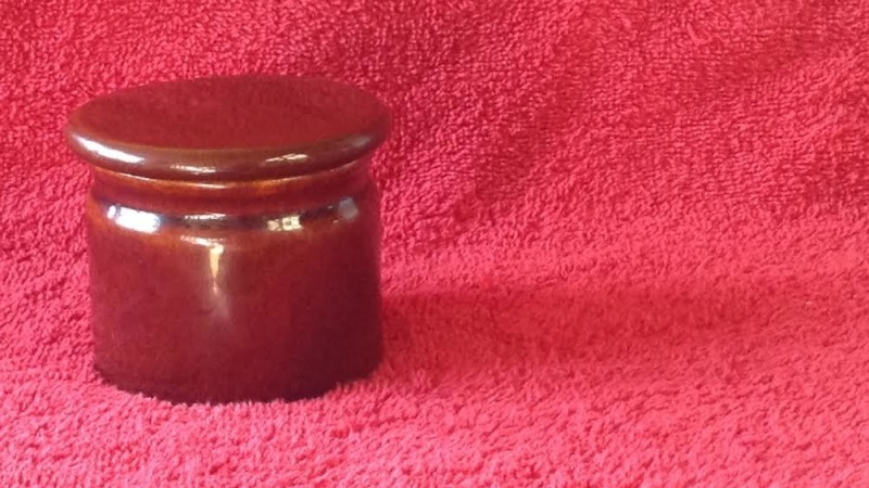 Titian Pottery Canister 1292 Almost10