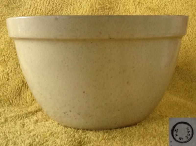 Ambrico small mixing bowl (not beehive) Ambric10