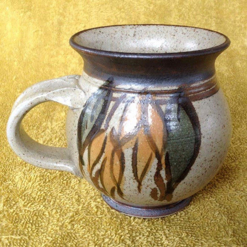 C & D Borcovsky Rapaura Pottery.  Confirmed. Borc10