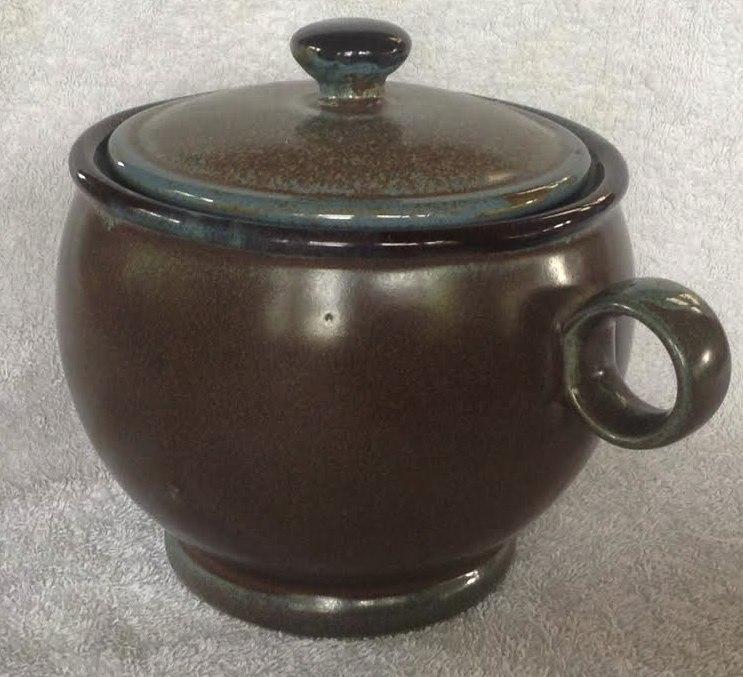 ring-handled casserole Clay Craft Cccass10