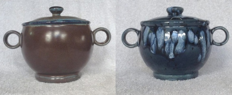 """Ring-handle Sugar by """"AW"""" (Clay Craft mould) Cccomp10"""