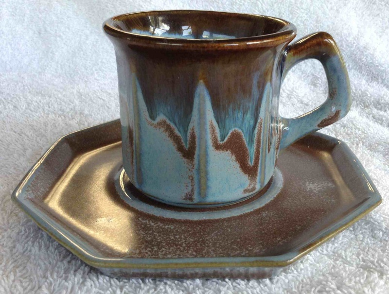 Cups - stamped Made In New Zealand - These must be Clay Craft Cccs10
