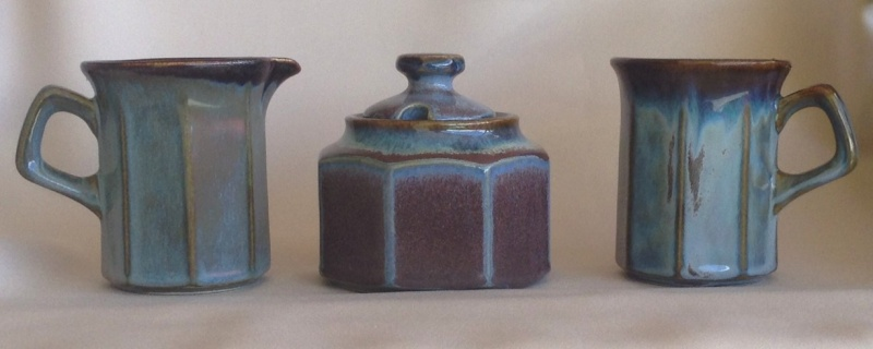 Cups - stamped Made In New Zealand - These must be Clay Craft Ccjim10