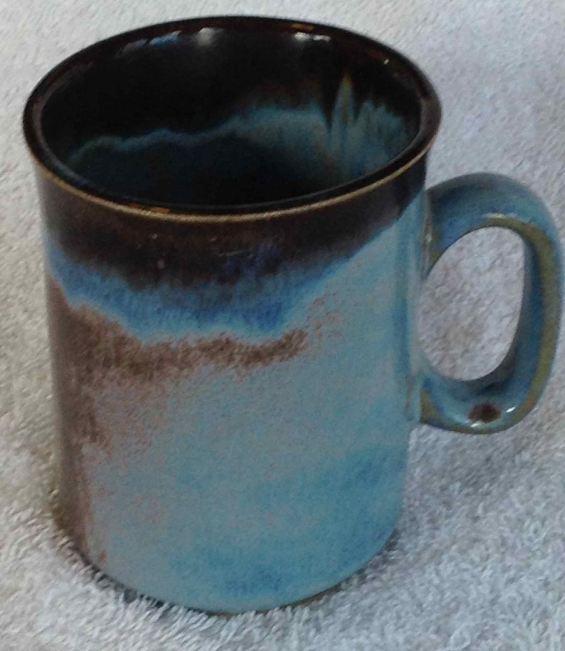 Cups - stamped Made In New Zealand - These must be Clay Craft Ccmug10