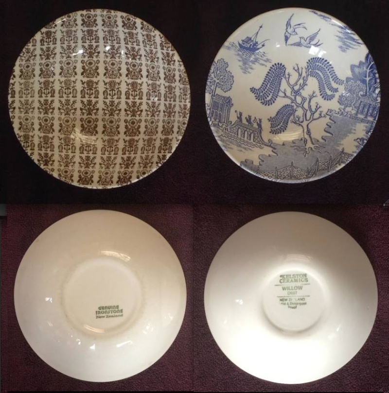 tableware dates needed (some photos but boring!) Coupe110
