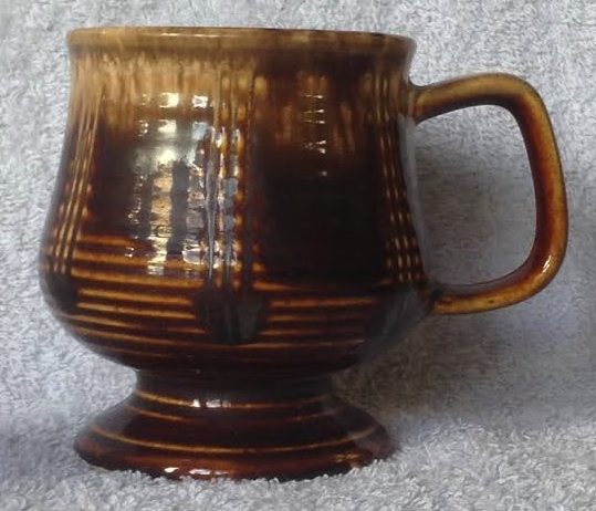 This has to be a four digit shape !!!  And it is a 1192 and a 1176 Fork Scraped Goblet Mug  Goblet10