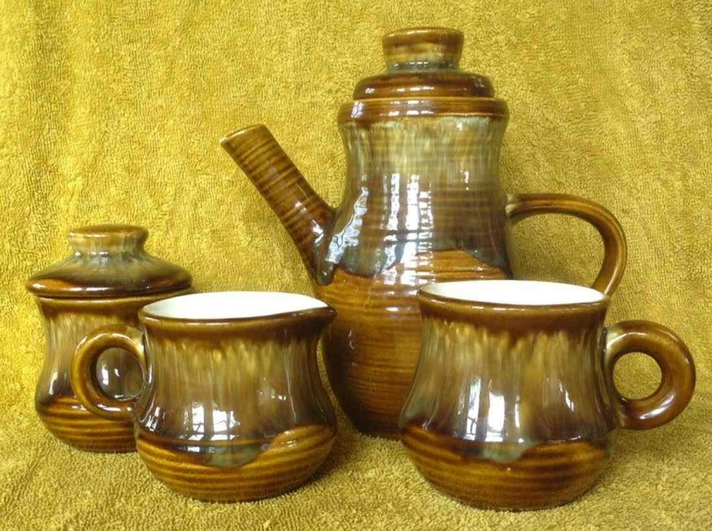 Coffee Set - is made by Orzel Hobby10