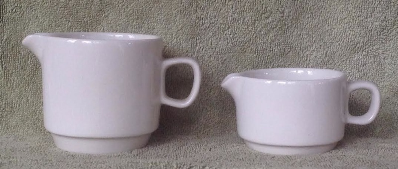 Looking for the Stacking Hotel Vitrified ware Shape Numbers  Jugs10