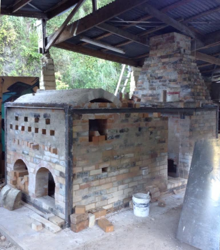 A new wood kiln for the Quarry Kiln8610