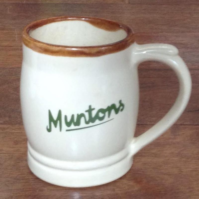 Muntons Mug by Stewart Pottery Munton10