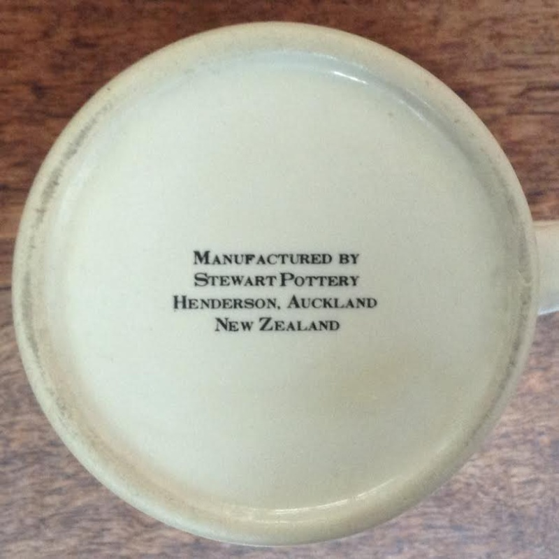 Muntons Mug by Stewart Pottery Munton11