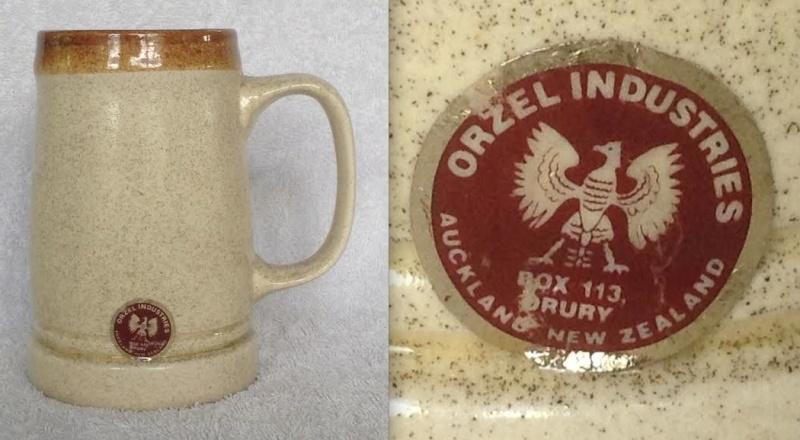 Adelaar/Orzel beer mug/tankard Hemara? Orzel511