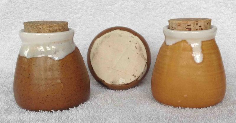 Orzel mustard pots  Orzelm10