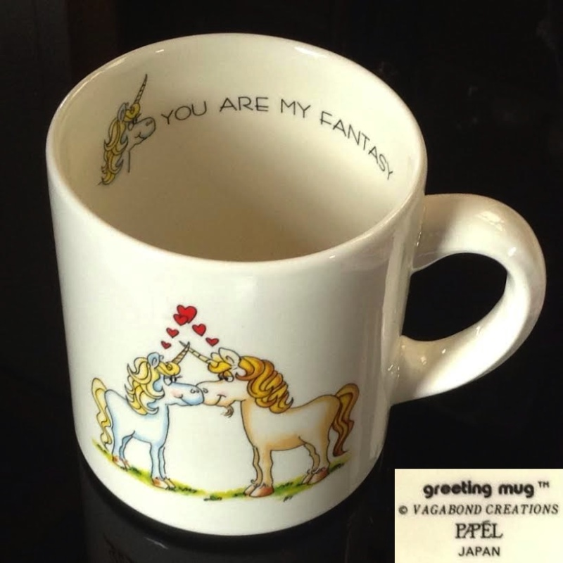 Papel Mug made by Crown Lynn Papel11