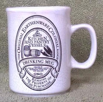 A Stewart Potteries Cadbury mug. Stewmu10