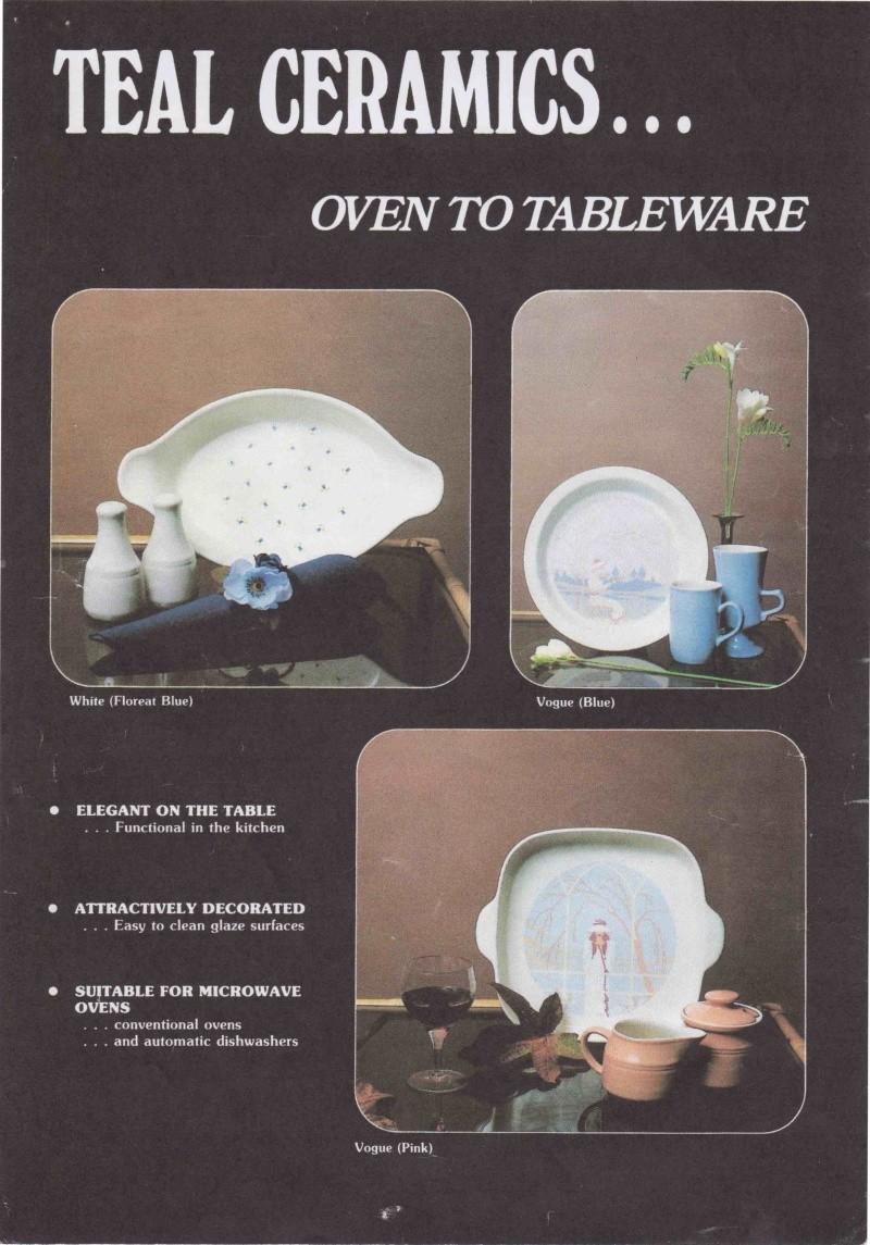 Teal Ceramics Balclutha Teal210