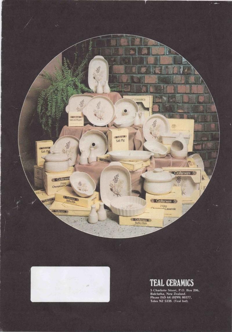 Teal Ceramics Balclutha Teal410