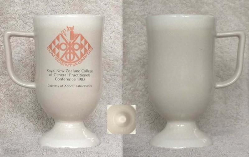 Teal Ceramics Goblet Mug Tealgo10
