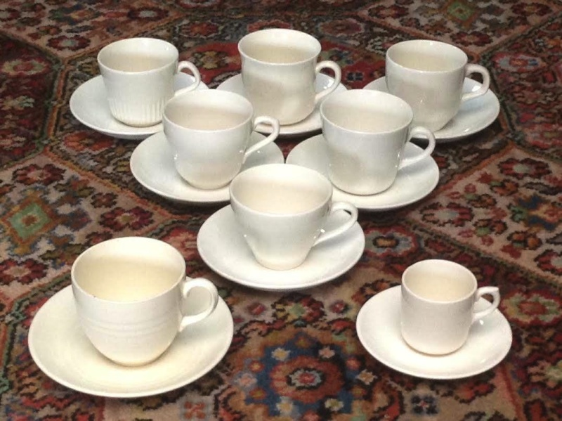 Pure White: a selection of CL earthenware duos White11