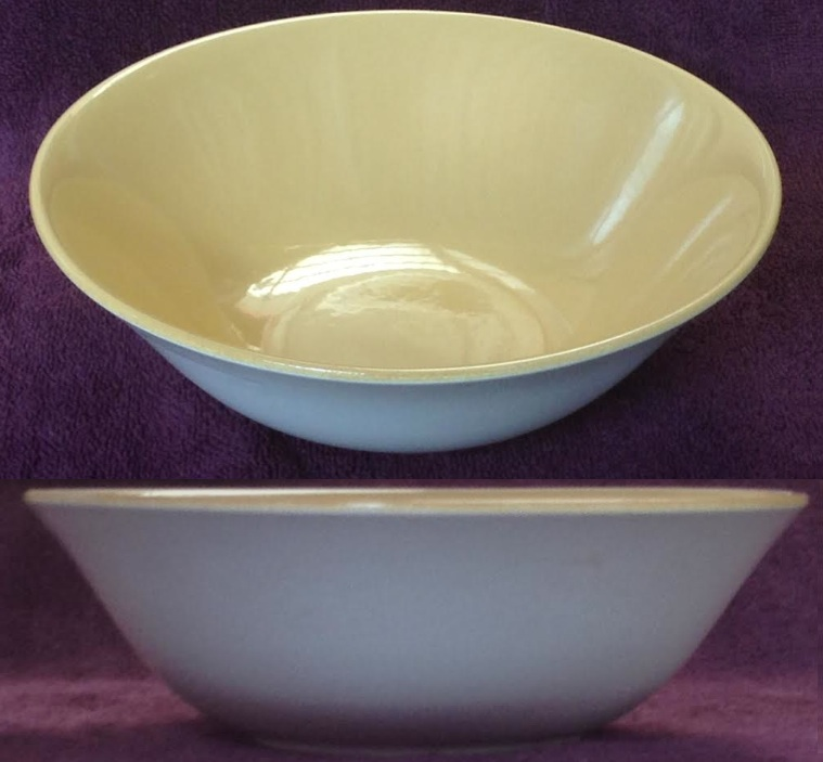 tableware dates needed (some photos but boring!) Yellow11