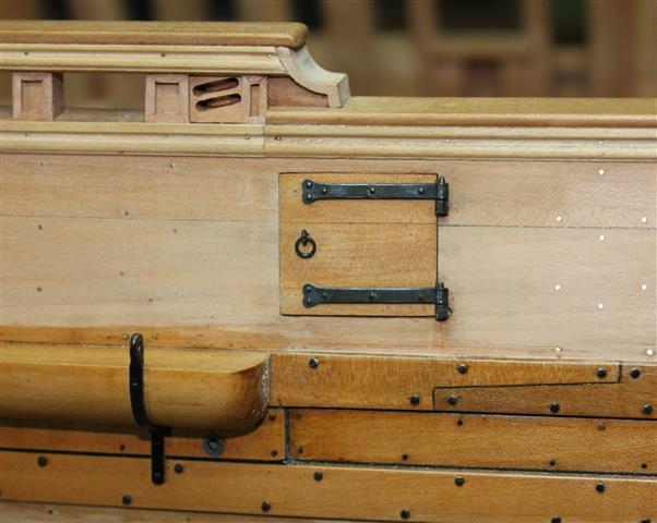 La Belle 1684 scala 1/24  piani ANCRE cantiere di grisuzone  - Pagina 6 Rimg_619