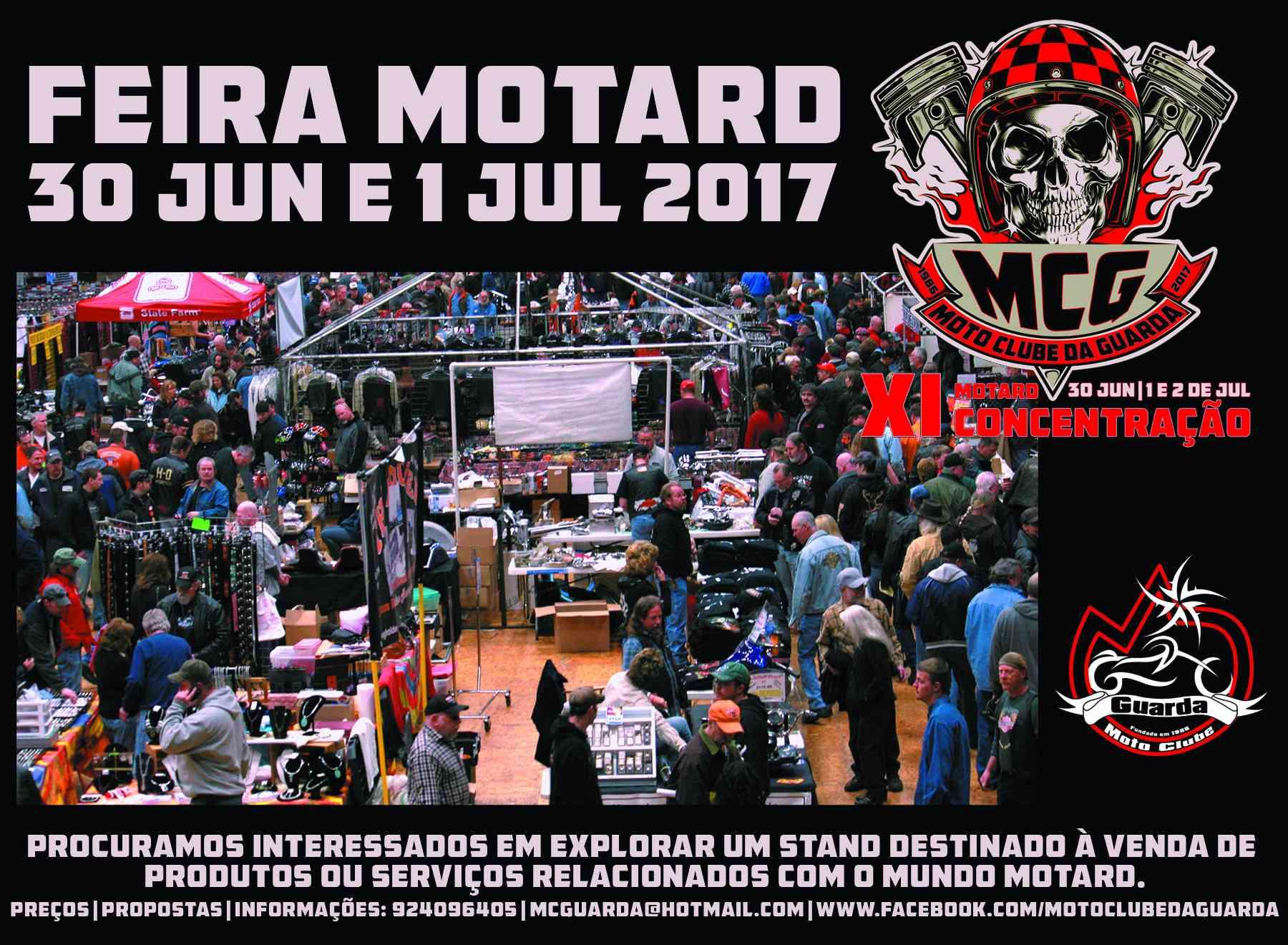 XI Concentração Motard Moto Clube da Guarda Grand-10