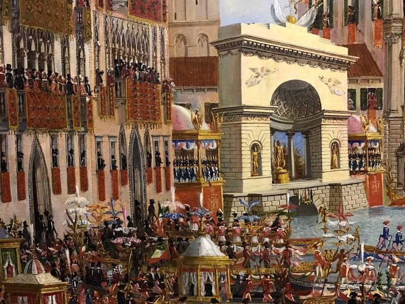Musée Cognacq-Jay : expo Sérénissime! Venise en fête Img_0316